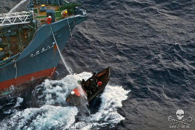 news-150527-1-moments-before-a-sea-shepherd-crew-member-is-injured-by-a-grappling-hook-thrown-by-japanese-whalers-280w