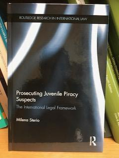 Juvenile Piracy Book Cover