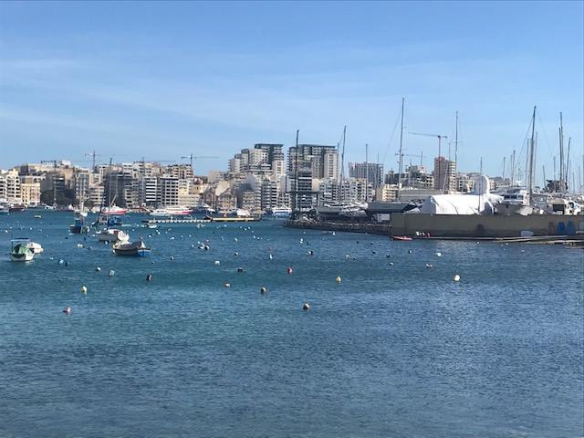 Sterio malta harbor